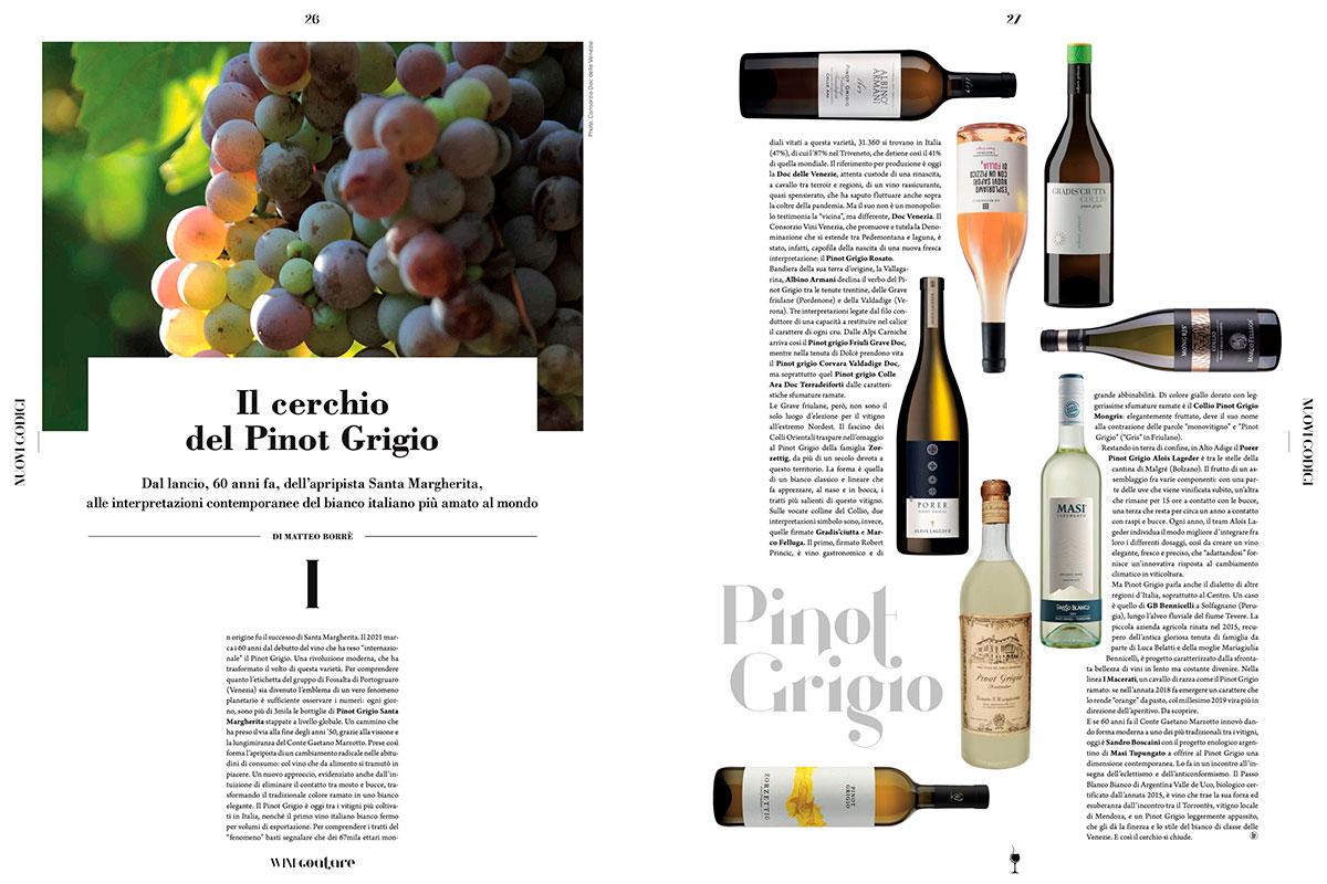 Pinot Grigio GB Bennicelli - Winecouture