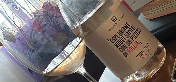 Dalla Spagna - Il nostro Pinot Grigio oltre frontiera